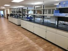 New Tulsa lab