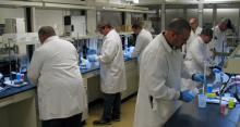 Accurate Training Center provides hands-on lab training at the Stillwater Lab and Training Center